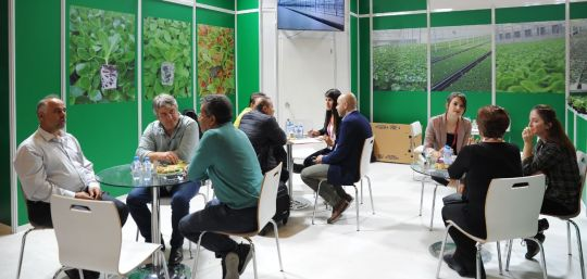 The Ornamental Plants Sector Open to the World From Istanbul
